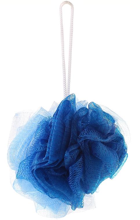 Bath Sponge 30352, dark blue - Top Choice