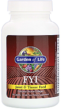 Fragrances, Perfumes, Cosmetics Joint & Tissue Food, capsules - Garden of Life Joint & Tissue Food