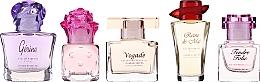 Fragrances, Perfumes, Cosmetics Charrier Parfums Pack Collections - Set (edp/10.7ml+edp/10.1ml+edp/12ml+edp/9.8ml+edp/10.5ml)