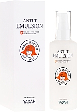 Fragrances, Perfumes, Cosmetics Soothing Emulsion - Yadah Anti-T Emulsion