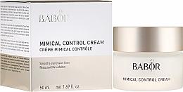 Fragrances, Perfumes, Cosmetics Mimic Control Cream - Babor Mimical Control Cream