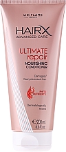 Fragrances, Perfumes, Cosmetics Repair Dry & Damaged Hair Conditioner - Oriflame HairX Ultimate Repair Nourishing Conditioner