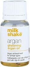 Fragrances, Perfumes, Cosmetics Deep Repair & Shine Argan Hair Oil - Milk_Shake Argan Glistening Argan Oil