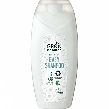 Fragrances, Perfumes, Cosmetics Baby Shampoo - Gron Balance Baby Shampoo