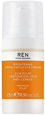 Eye Cream - Ren Brightening Dark Circle Eye Cream — photo N1