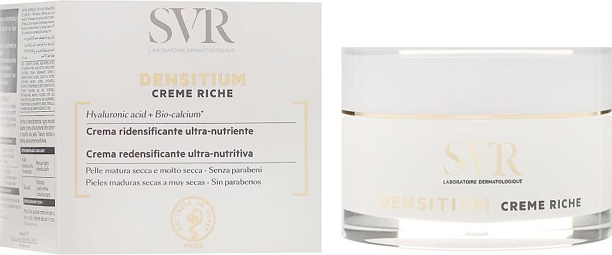 Firming Rich Cream - SVR Densitium Rich Cream