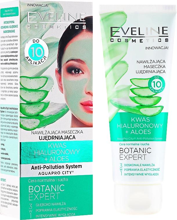 Moisturizing & Firming Face Mask - Eveline Cosmetics Botanic Expert