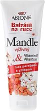 Fragrances, Perfumes, Cosmetics Hand Cream - Bione Cosmetics Mandle Cream
