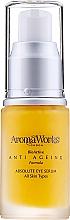 Fragrances, Perfumes, Cosmetics Eye Contour Serum - AromaWorks Absolute Eye Serum