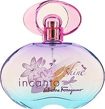 Fragrances, Perfumes, Cosmetics Salvatore Ferragamo Incanto Shine - Eau de Toilette
