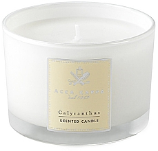 Fragrances, Perfumes, Cosmetics Acca Kappa Calycanthus - Scented Candle