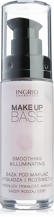 Brightening Makeup Base - Ingrid Cosmetics Make Up Base