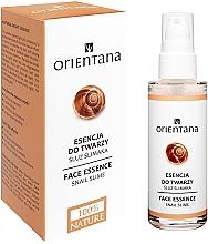 Fragrances, Perfumes, Cosmetics Face Essence-Mask - Orientana Bio Essence-Mask Snail Secretion Filtrate