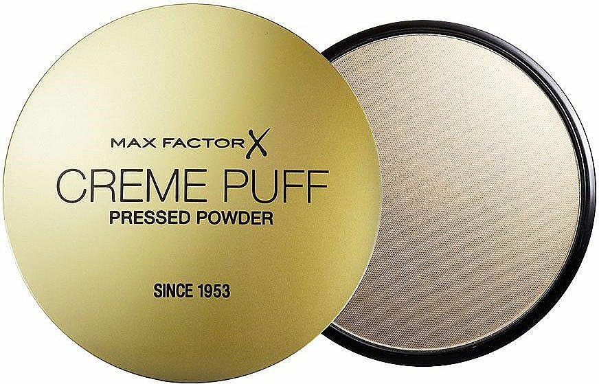 Compact Powder (no sponge) - Max Factor Creme Puff Pressed Powder