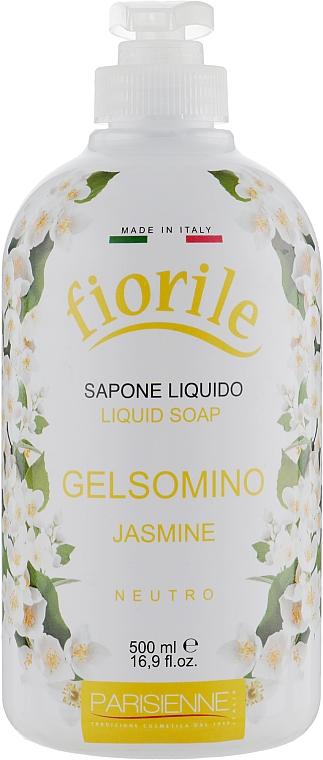 """Liquid Soap """"Jasmine"""" - Parisienne Italia Fiorile Jasmine Liquid Soap"""