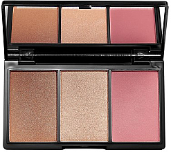 Fragrances, Perfumes, Cosmetics Contouring Palette - Oriflame The ONE Palette