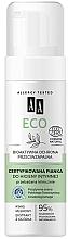 Fragrances, Perfumes, Cosmetics Intimate Wash Foam - AA Cosmetics Eco