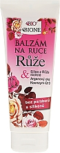 "Fragrances, Perfumes, Cosmetics Hand Balm ""Rose"" - Bione Cosmetics Rose Hand Balm"
