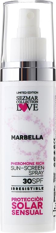 """Sun Cream """"Marbella"""" SPF 30 - Sezmar Collection Marbella"""