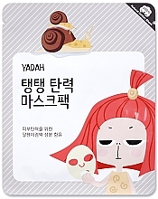 Fragrances, Perfumes, Cosmetics Snail Mucin and Collagen Face Sheet Mask - Yadah Collagen Mask Pack