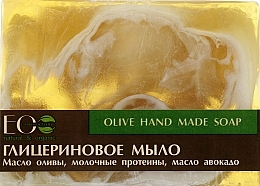 Fragrances, Perfumes, Cosmetics Glycerin Soap with Olive Oil - ECO Laboratorie Olive Hand Made Soap