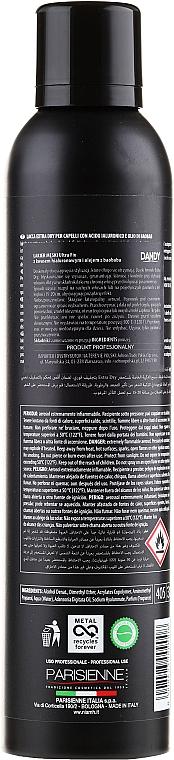 Strong Hold Hair Spray with Hyaluronic Acid - Niamh Hairconcept Dandy Hair Spray Extra Dry Ultra Fix