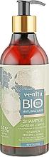 "Regenerating Colored Hair Bio Shampoo ""Ginseng & Apple"" - Venita Bio Natural Care  — photo N1"