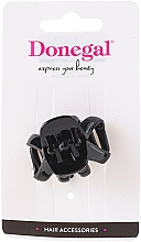 Fragrances, Perfumes, Cosmetics Hair Clamp FA-9800, small, black - Donegal