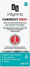 Fragrances, Perfumes, Cosmetics Intimate Wash Emulsion - AA Harmony Med+
