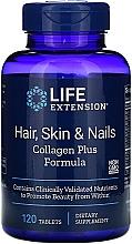 Fragrances, Perfumes, Cosmetics Hair, Nail & Skin Vitamins - Life Extension Hair Skin & Nails