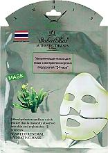 Fragrances, Perfumes, Cosmetics Algae Moisturizing 24 H Face Mask - Sabai Thai Mask