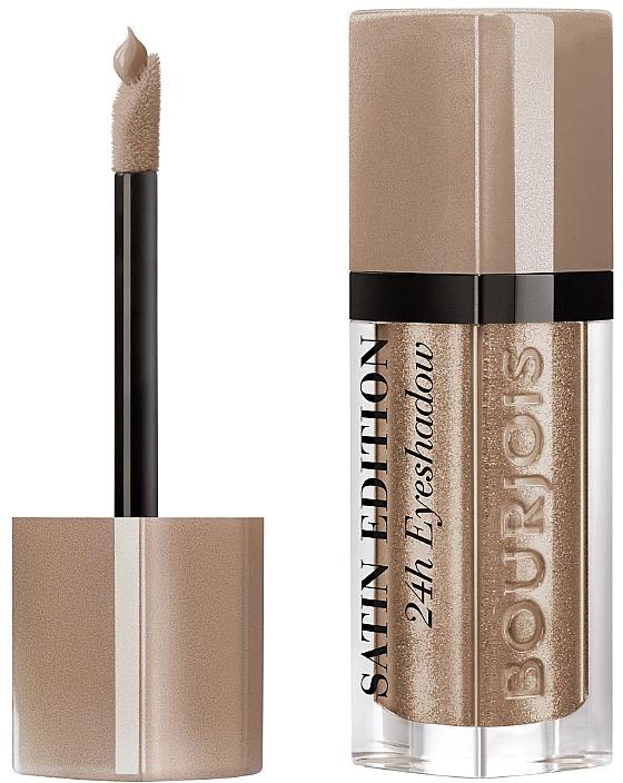 Liquid Eyeshadow - Bourjois Satin Edition 24H Eyeshadow