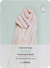 Fragrances, Perfumes, Cosmetics Hand Mask - The Saem Pure Natural Hand Treatment Mask