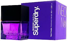 Fragrances, Perfumes, Cosmetics Superdry Neon Purple - Eau de Cologne