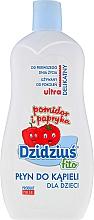 "Fragrances, Perfumes, Cosmetics Bath Foam ""Tomato & Paprika"" - Dzidzius Fito"