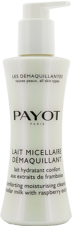 Makeup Removing Face and Eye Micellar Milk - Payot Les Demaquillantes Lait Micellaire Demaquillant