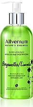 "Fragrances, Perfumes, Cosmetics Hand & Shower Soap ""Bergamot & Lime"" - Allverne Nature's Essences Hand And Shower Soap"