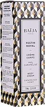 Fragrances, Perfumes, Cosmetics Body Cream - Baija Festin Royal Body Cream