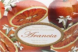"Fragrances, Perfumes, Cosmetics Toilet Soap ""Orange"" - Saponificio Artigianale Fiorentino Orange"