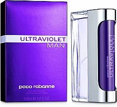 Paco Rabanne Ultraviolet Man - Eau de Toilette — photo N2