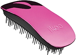 Fragrances, Perfumes, Cosmetics Hair Brush - Ikoo Home Cherry Metallic Brush