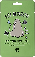 Fragrances, Perfumes, Cosmetics Anti-Blackhead Butterfly Nose Strip - G9Skin Self Aesthetic Butterfly Nose Strip