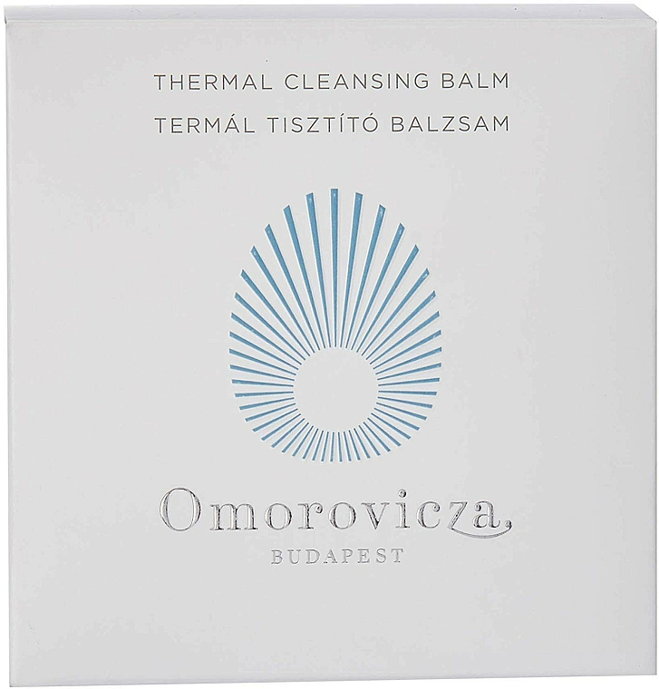 Thermal Cleansing Face Balm - Omorovicza Thermal Cleansing Balm