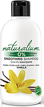 Fragrances, Perfumes, Cosmetics Smoothing Shampoo - Naturalium Vainilla Smoothing Shampoo