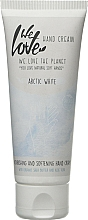 Fragrances, Perfumes, Cosmetics Hand Cream - We Love The Planet Handcreme Arctic White