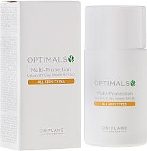 Fragrances, Perfumes, Cosmetics Multi-Protection Day Face Cream - Oriflame Optimals Multi-Protection Urban SPF30