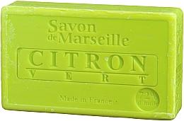 """Fragrances, Perfumes, Cosmetics Natural Soap """"Lemon & Lime"""" - Le Chatelard 1802 Soap Lemon & Lime"""