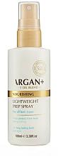 Fragrances, Perfumes, Cosmetics Nourishing Hair Spray - Argan+ 5 Oil Blend Nourishing Lightweight Prep Spray