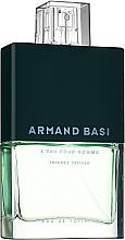 Fragrances, Perfumes, Cosmetics Armand Basi L'Eau Pour Homme Intense Vetiver - Eau de Toilette