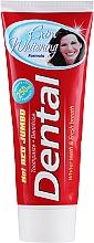Fragrances, Perfumes, Cosmetics Extra Whitening Toothpaste - Dental Hot Red Jumbo Extra Whitening Toothpaste